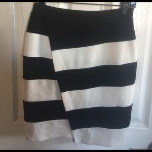 Spense Dresses & Skirts - 💸FLASH SALE💸Stripped cotton stretch skirt