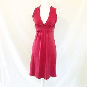 Susana Monaco Fuchsia Pink Sleeveless Dress