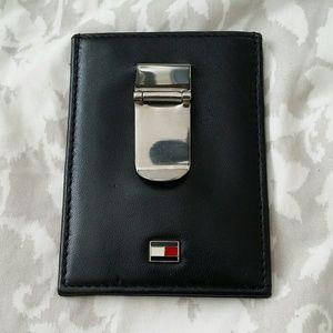 Tommy Hilfiger Other - Tommy Hilfiger Oxford Slim Front Pocket Wallet