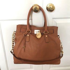 MICHAEL Michael Kors Handbags - Michael Kors Hamilton Satchel