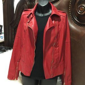 Patrizia Pepe Jackets & Blazers - Moto Jacket