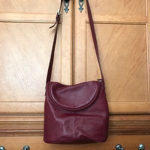 Gorgeous Maxx New York Dark Red Handbag.