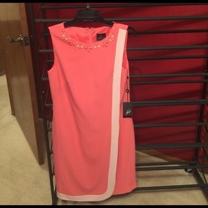 Adrianna Papell Dresses & Skirts - Peach dress
