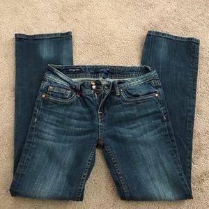Vigoss barely boot jeans