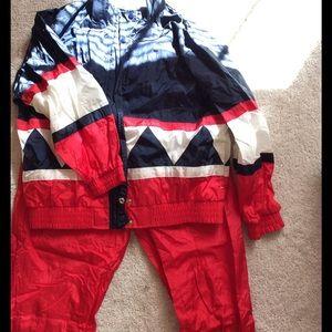 Vintage jacket and pants