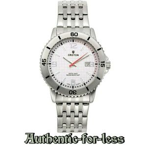 Croton  Other - NWT Croton Men's Stainless Steel rotating watch