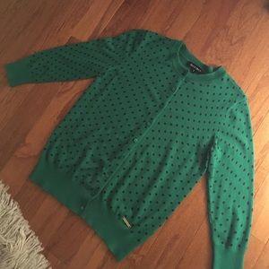 3/4 length sleeve cardigan. Ellen Tracy. Size: S