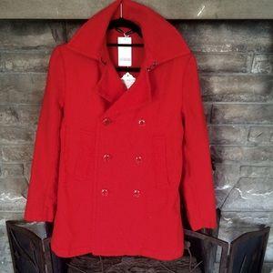 Yohji Yamamoto Jackets & Blazers - NWT Rare Y's by Yohji Yamamoto wool Oversized Coat