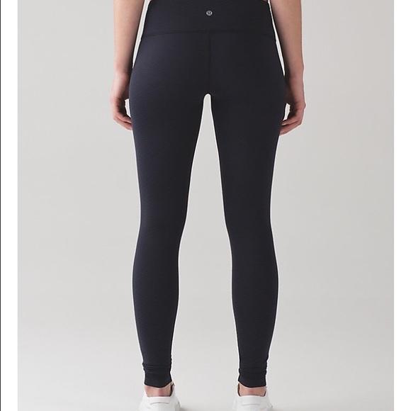 0846de70601b6 lululemon athletica Pants | Lulu Lemon Black Leggings Size 6 | Poshmark