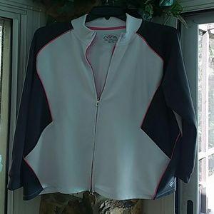 Avenue Jackets & Blazers - Sporty Jacket By Avenue sz 22/24
