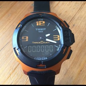Tissot Other - Tissot racing touch men's watch