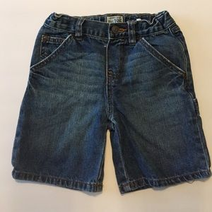 Children's Place Other - Boys jean shorts