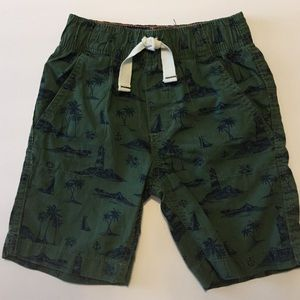 Carter's Other - Boys Gymboree pull on shorts