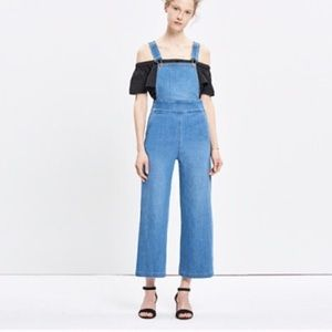 Madewell Summit Overalls XXS Like New