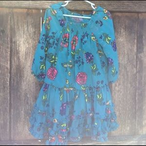 Osh Kosh Other - Girls Floral Osh Kosh Dress