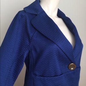 Anthropologie Jackets & Blazers - NWT Anthropologie royal blue jacket