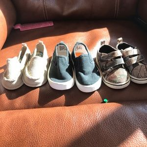 Other - 3 pair of toddler shoes