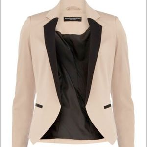 Dorothy Perkins Jackets & Blazers - Dorothy Perkins tuxedo contrast blazer