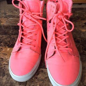 Supra Shoes - Supra Skytop shoes, size US 9