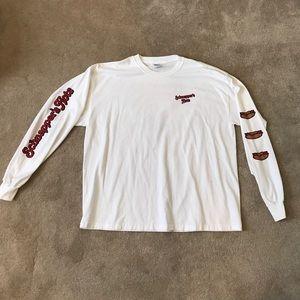 Gildan Other - Schnappers Hots graphic tee shirt long sleeves 2XL