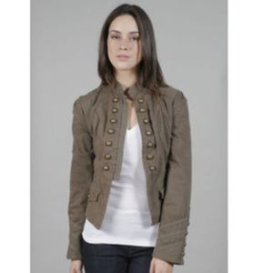Willow & Clay Jackets & Blazers - Willow & Clay Military Style Jacket