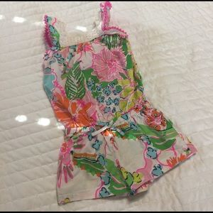 Lilly Pulitzer for Target Girls Romper