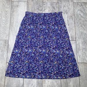 Diane von Furstenberg Dresses & Skirts - Diane Von Furstenberg vintage blue skirt