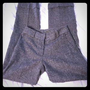 J. Crew cuff trousers