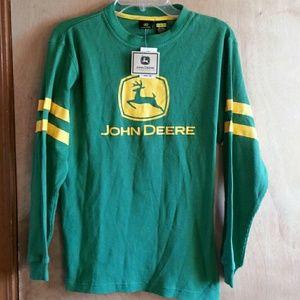 John Deere Other - John Deere  shirt  (Large  14/16