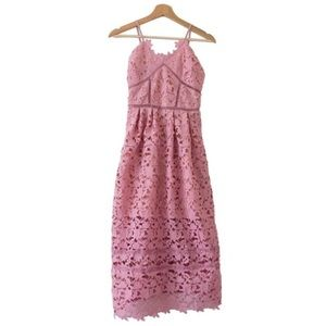 "Goodnight Macaroon Dresses & Skirts - Goodnight macaroon ""Cindy"" midi dress"