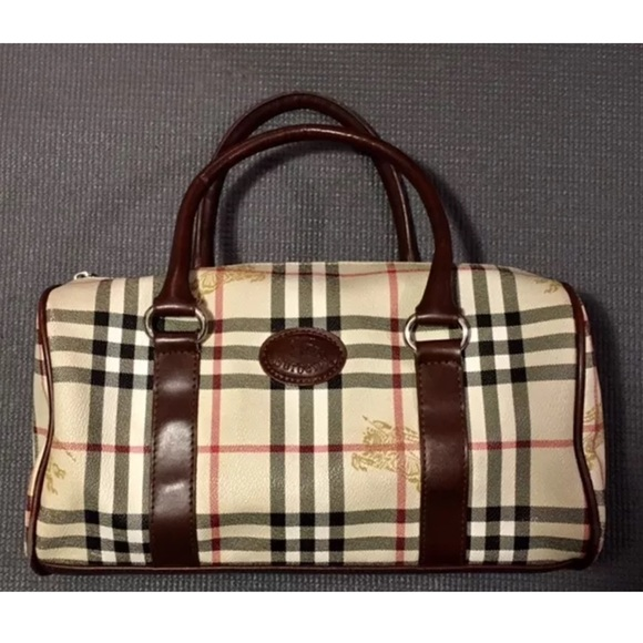 Burberry Handbags Vintage