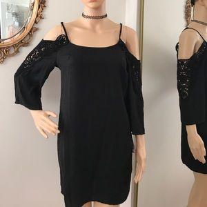 Xhilaration black dress