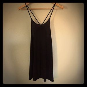Free People tank. Flowy with adorable bow