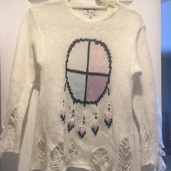 Wildfox Kids  White Label  Sweater