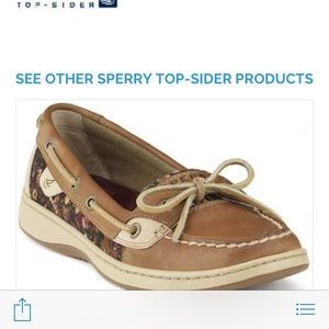SPERRY Top -Siders