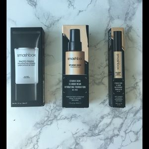 NEW❗️ SMASHBOX Primer + Foundation + Concealer