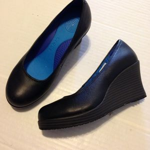 Crocs Black Pump Size 5