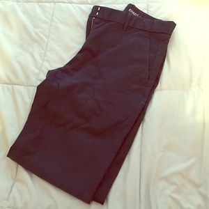 Khakis by GAP. Broken in Straight. Size 4.