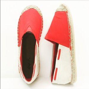 Qupid Shoes - 🆕Espadrilles Flats Great Pop Of Color