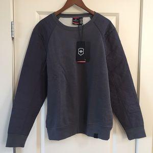 Victorinox Other - VICTORINOX gray pullover sweatshirt M00149
