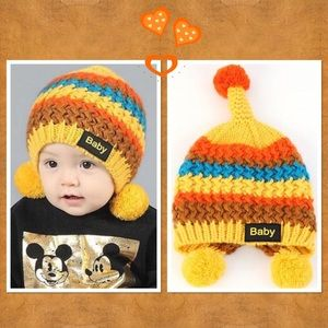 Boutique Other - Toddler Winter Beanie