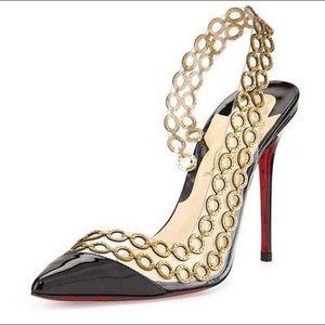 Christian Louboutin Shoes - ⚡️Flash SALE⚡️ Louboutin Malaika 100 Patent Heels