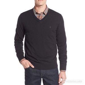 Victorinox Other - Men's Navy Victorinox 'Knifesmith' V-Neck Sweater