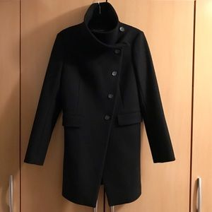 All Saints Jackets & Blazers - All Saints Womens Coat black us 8/ uk 12