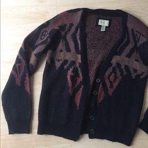 NWOT never worn vintage style cardigan