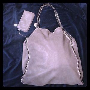 Stella McCartney Handbags - Stella McCartney Falabella deerskin bag