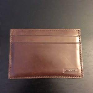 Coach Other - Coach ultra slim wallet