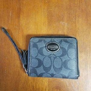 Coach Handbags - Authentic Coach wristlet / wallet