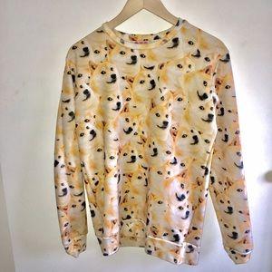 oasap Sweaters - Doge sweater 🐶