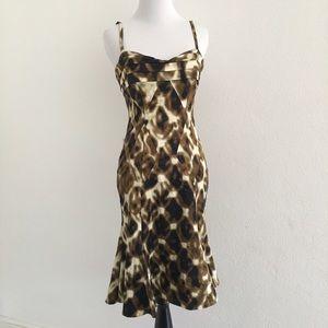 Just Cavalli Dresses & Skirts - Just Cavalli Animal Print Dress size 40 Eu 4 US